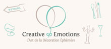 Creative emotions logo