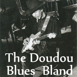 The Doudou Blues Band logo