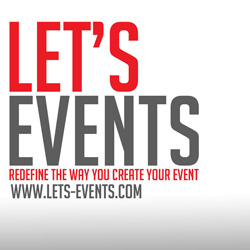 Let's Events logo